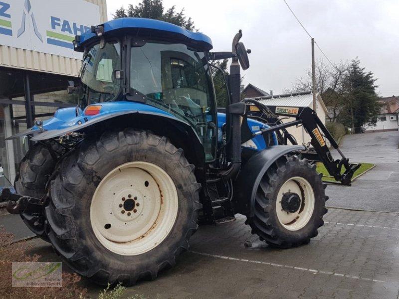 Traktor des Typs New Holland TS 110 A, Gebrauchtmaschine in Neustadt (Bild 6)