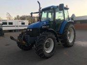 Traktor des Typs New Holland TS 110 SL Model - med dual power., Gebrauchtmaschine in Roslev