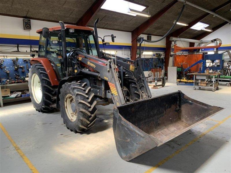 Traktor типа New Holland TS 110 Veto frontlæsser, Gebrauchtmaschine в Slagelse (Фотография 1)