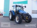 Traktor typu New Holland TS 115 DP v Norden