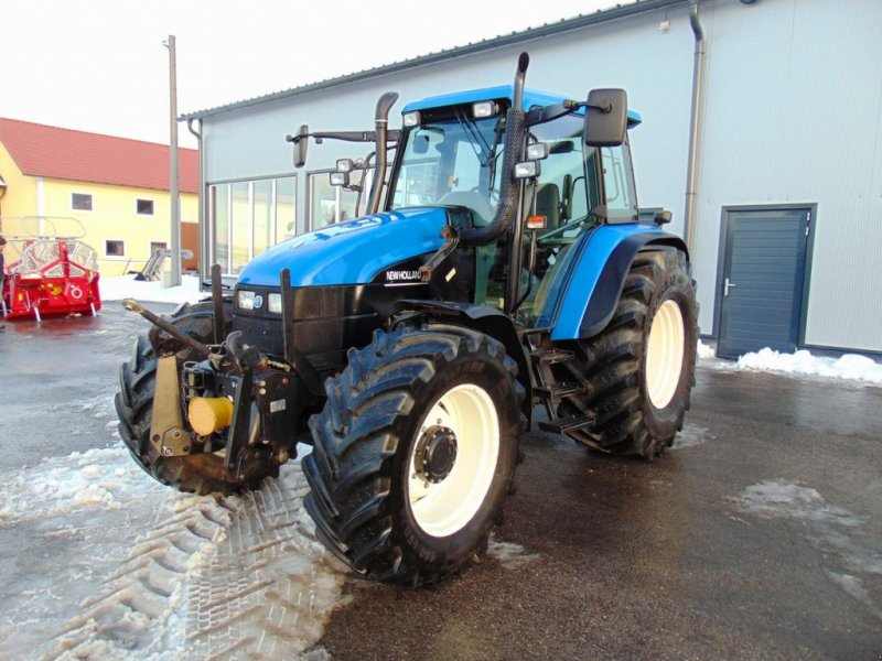 Traktor des Typs New Holland TS 115 DualCommand, Neumaschine in Neukirchen am Walde  (Bild 1)