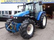 Traktor des Typs New Holland TS 115 ElectroShift, Gebrauchtmaschine in Burgkirchen