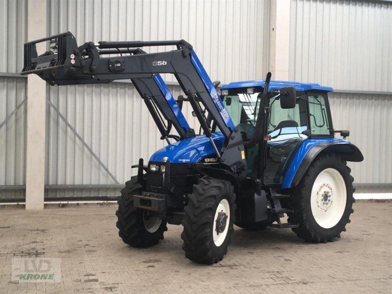 Traktor типа New Holland TS 115 FL, Gebrauchtmaschine в Spelle (Фотография 1)