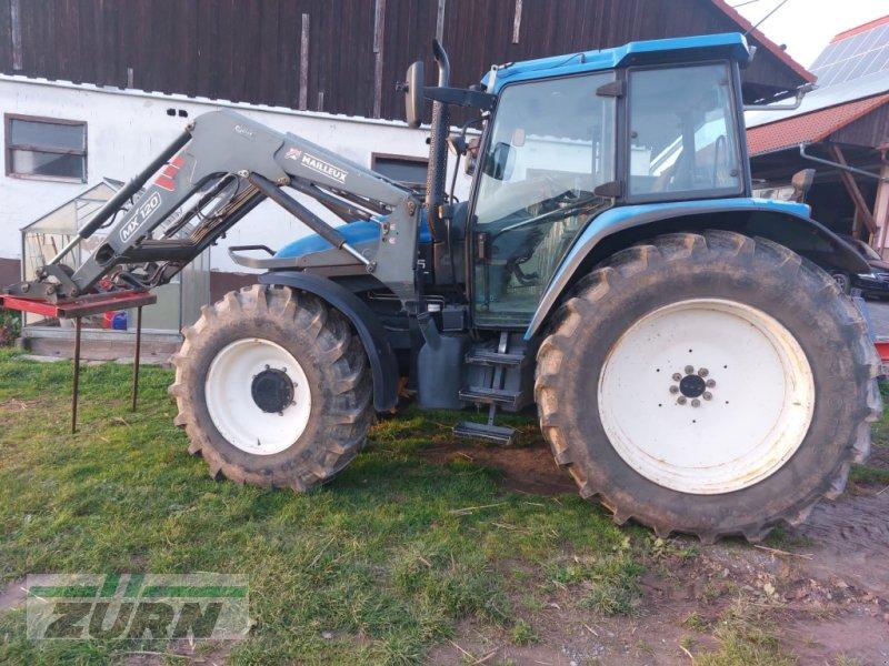 Traktor типа New Holland TS 115, Gebrauchtmaschine в Buchen (Фотография 1)