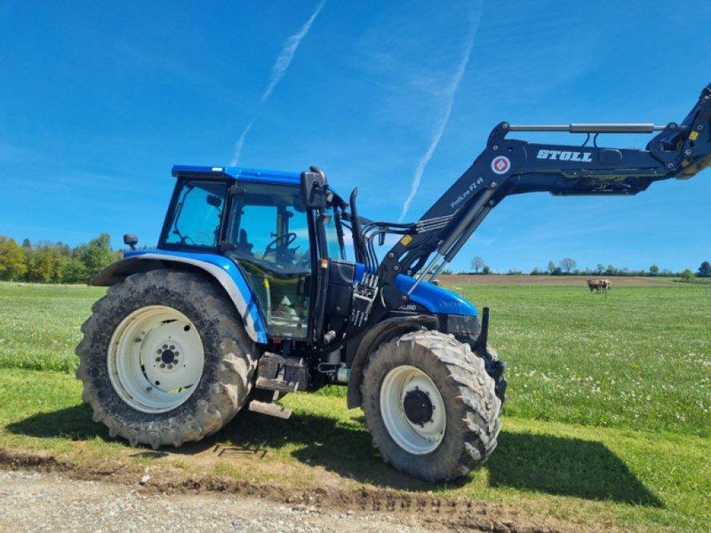 Traktor типа New Holland TS 115, Gebrauchtmaschine в Frauenfeld (Фотография 1)