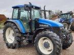 Traktor des Typs New Holland TS 115 in Steinberg