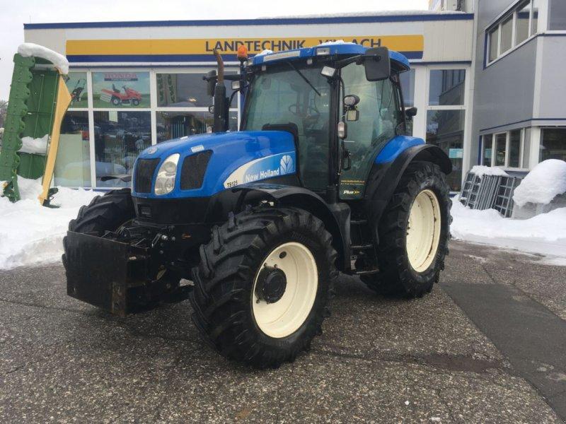 Traktor des Typs New Holland TS 125 Active Electro Command, Gebrauchtmaschine in Villach (Bild 1)