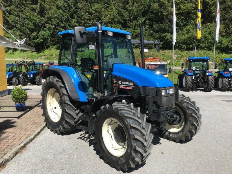 Traktor des Typs New Holland TS 90 ElectroShift, Gebrauchtmaschine in Burgkirchen (Bild 5)