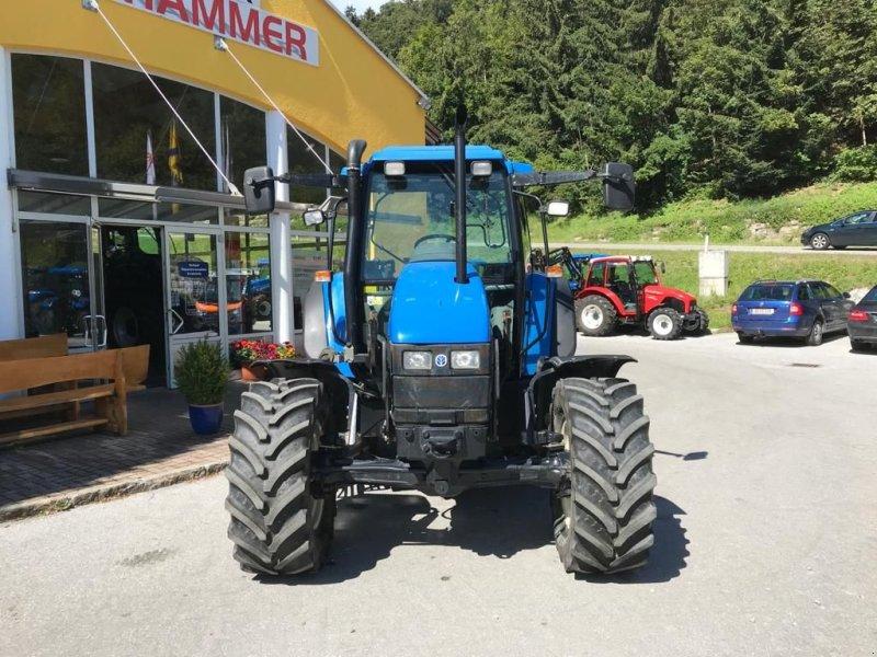 Traktor des Typs New Holland TS 90 ElectroShift, Gebrauchtmaschine in Burgkirchen (Bild 4)