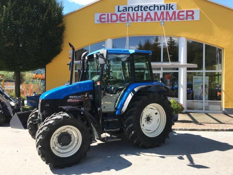 Traktor des Typs New Holland TS 90 ElectroShift, Gebrauchtmaschine in Burgkirchen (Bild 3)