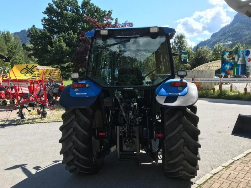 Traktor des Typs New Holland TS 90 ElectroShift, Gebrauchtmaschine in Burgkirchen (Bild 1)
