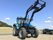 Traktor des Typs New Holland TS 90 mit Frontlader, Gebrauchtmaschine in Steinau