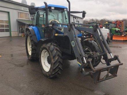 Traktor des Typs New Holland TS 90 TRAKTOR, Gebrauchtmaschine in  (Bild 2)