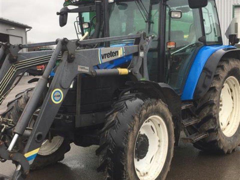 Traktor des Typs New Holland TS 90 TRAKTOR, Gebrauchtmaschine in  (Bild 1)