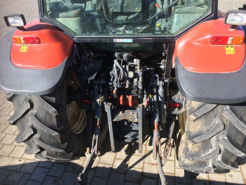 Traktor des Typs New Holland TS100 mit 98PS FH FZ DL 40km/h in Top Zustand, Gebrauchtmaschine in Amerbach (Bild 10)