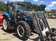 Traktor типа New Holland TS100A DELTA, Gebrauchtmaschine в JOSSELIN
