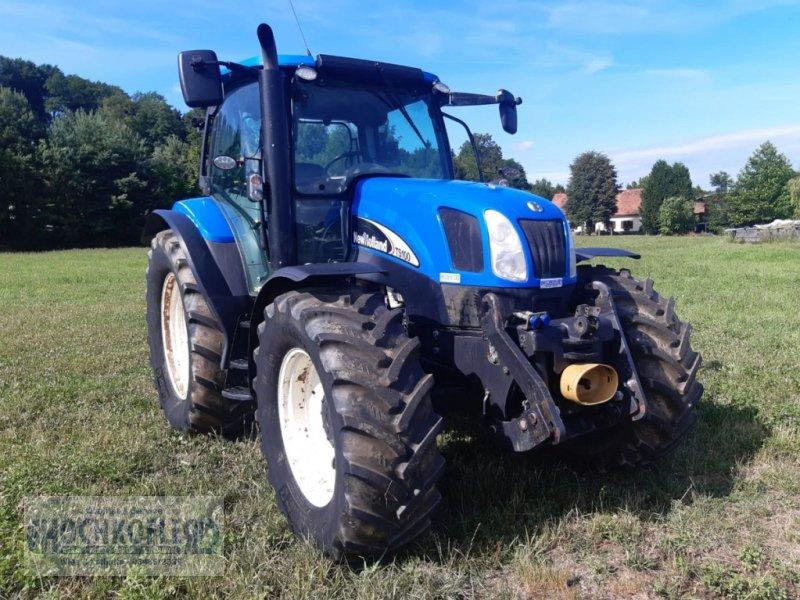 Traktor des Typs New Holland TS100A, Gebrauchtmaschine in Wies (Bild 1)