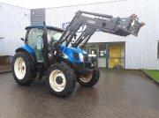 Traktor du type New Holland TS110A DELTA, Gebrauchtmaschine en PLUMELEC
