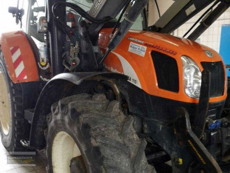 Traktor des Typs New Holland TS110A, Gebrauchtmaschine in Aurolzmünster (Bild 1)