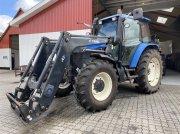 Traktor типа New Holland TS115 KOBLINGSFRI VENDEGEAR VED RATTET OG GODE DÆK!, Gebrauchtmaschine в Aalestrup