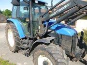 Traktor typu New Holland TS115 med TRIMA 480 læsser, Gebrauchtmaschine w Skive