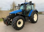 Traktor des Typs New Holland TS115 in Bühl