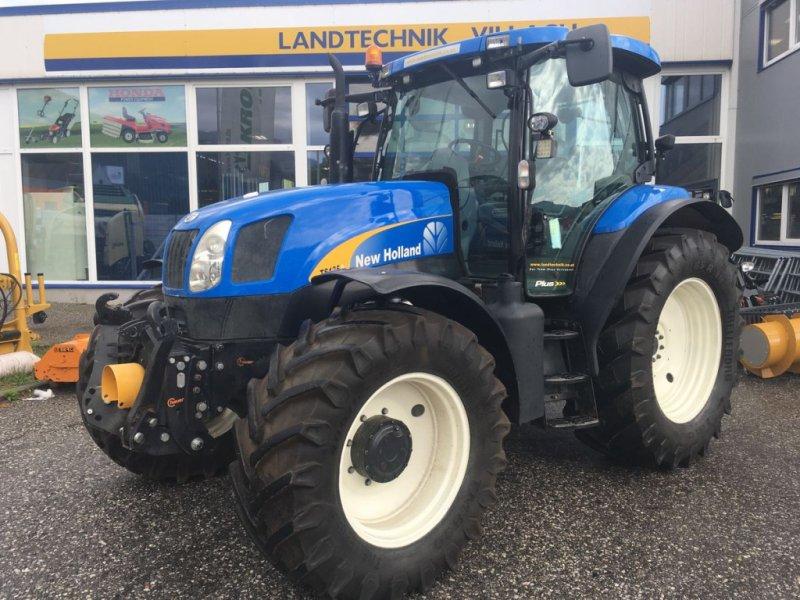 Traktor des Typs New Holland TS125A, Gebrauchtmaschine in Villach (Bild 1)