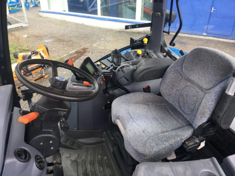Traktor des Typs New Holland TS125A, Gebrauchtmaschine in Villach (Bild 5)