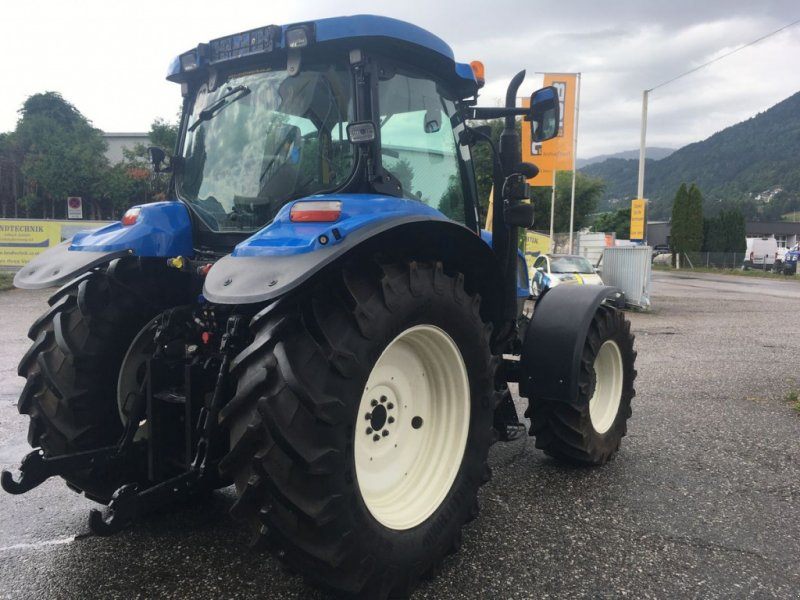 Traktor des Typs New Holland TS125A, Gebrauchtmaschine in Villach (Bild 3)