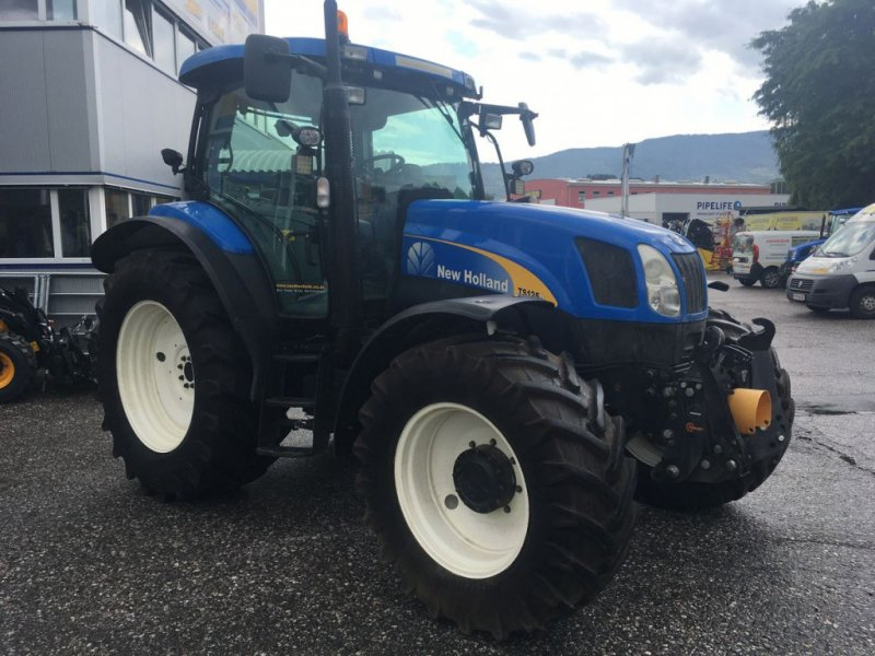 Traktor des Typs New Holland TS125A, Gebrauchtmaschine in Villach (Bild 4)