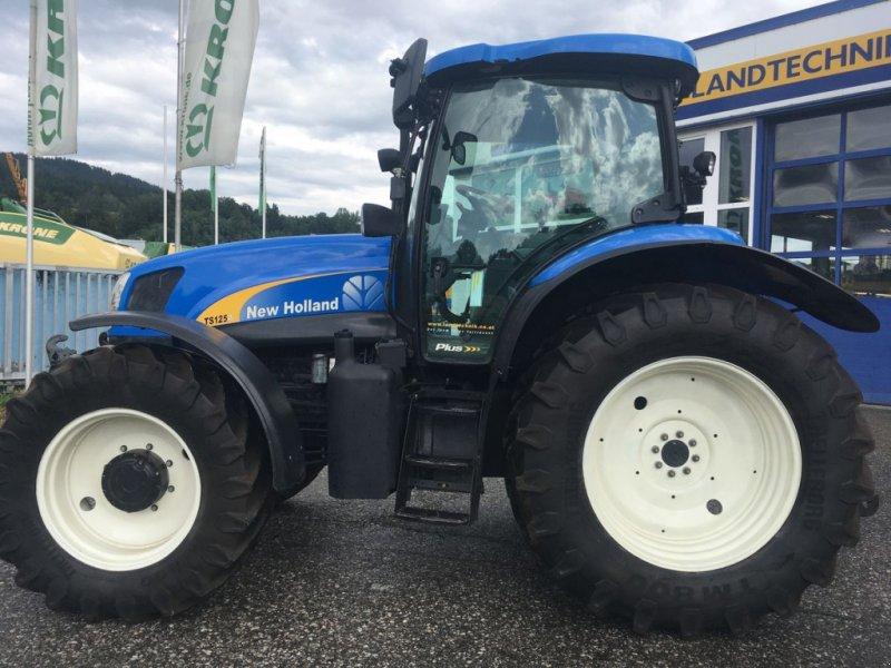 Traktor des Typs New Holland TS125A, Gebrauchtmaschine in Villach (Bild 16)