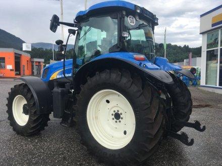 Traktor des Typs New Holland TS125A, Gebrauchtmaschine in Villach (Bild 2)