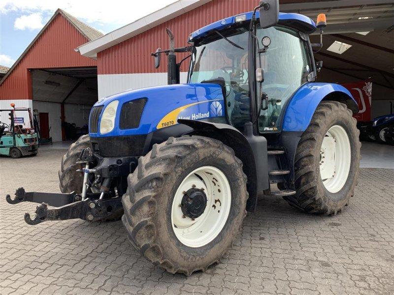Traktor a típus New Holland TS135A PÅ VEJ HJEM!, Gebrauchtmaschine ekkor: Aalestrup (Kép 1)