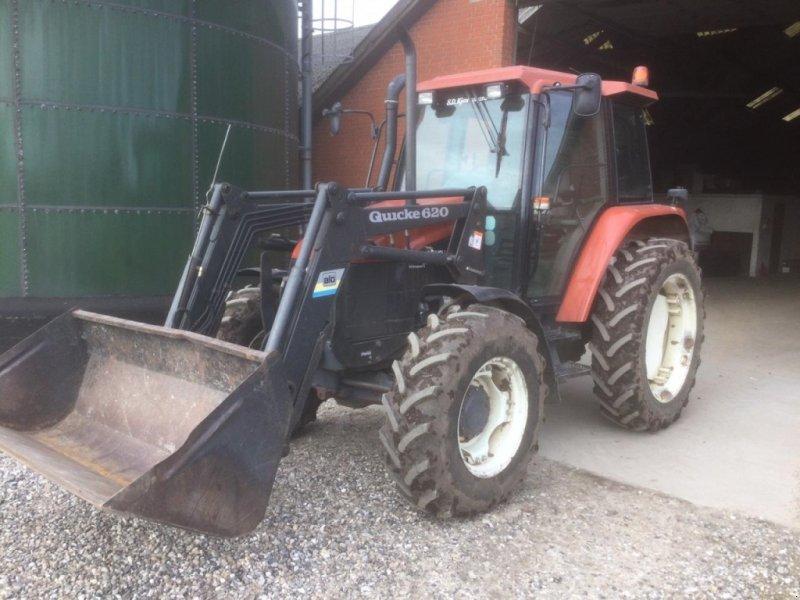 Traktor typu New Holland TS90, Gebrauchtmaschine w Farsø (Zdjęcie 1)
