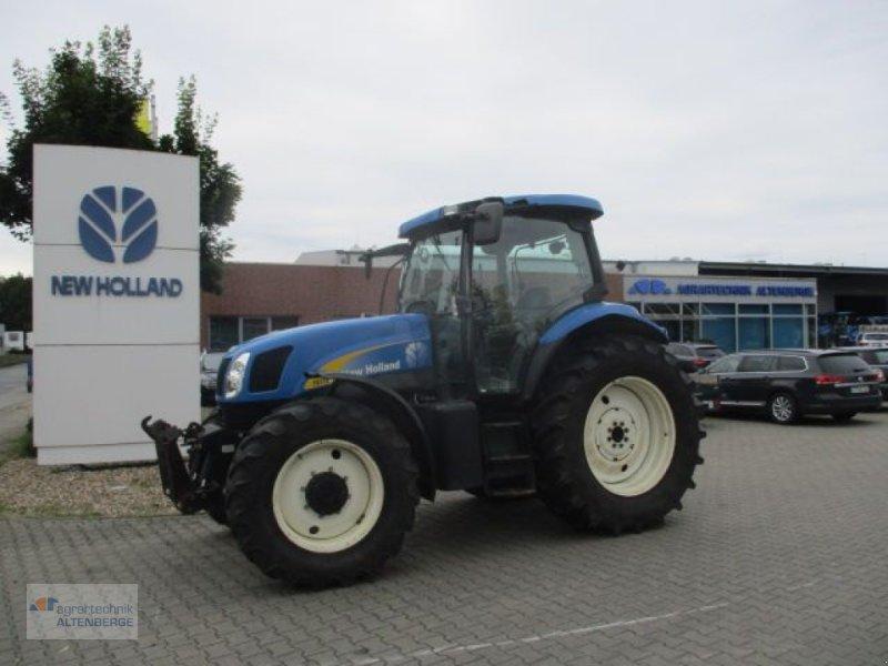 Traktor des Typs New Holland TSA 115, Gebrauchtmaschine in Altenberge (Bild 1)