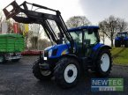 Traktor des Typs New Holland TSA 125 A 504 05 in Heinbockel-Hagenah