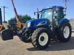 Traktor des Typs New Holland TSA 125 en Montauban