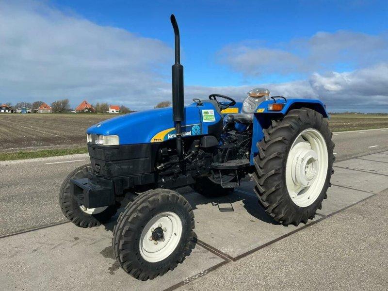 Traktor типа New Holland TT75, Gebrauchtmaschine в Callantsoog (Фотография 1)