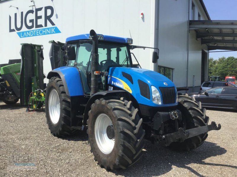 Traktor типа New Holland TV-T 155 Auto Command, Gebrauchtmaschine в Niederkappel (Фотография 1)