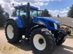 Traktor типа New Holland TVT 155 в Steinau-Rebsdorf