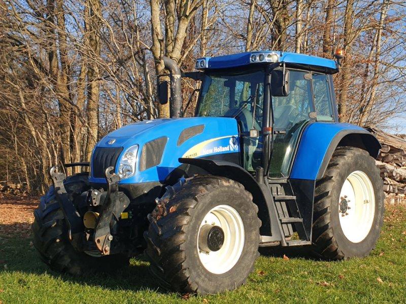 Traktor des Typs New Holland TVT 155, Gebrauchtmaschine in Neureichenau (Bild 1)
