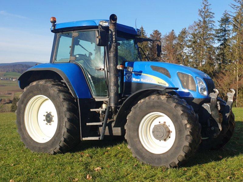 Traktor des Typs New Holland TVT 155, Gebrauchtmaschine in Neureichenau (Bild 3)