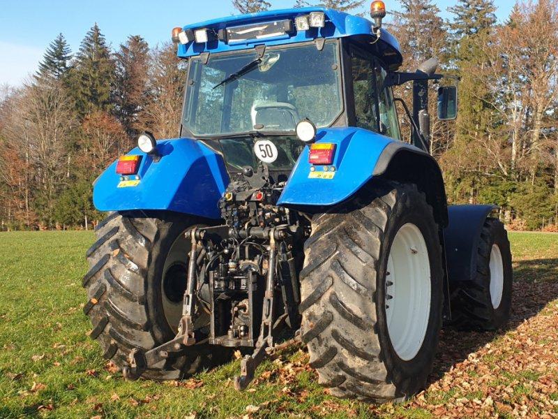 Traktor des Typs New Holland TVT 155, Gebrauchtmaschine in Neureichenau (Bild 4)