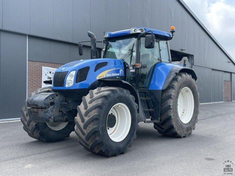 Traktor типа New Holland TVT 170, Gebrauchtmaschine в Leende (Фотография 1)