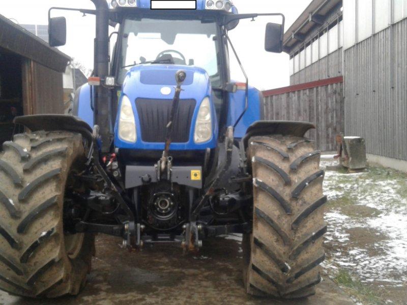 Traktor des Typs New Holland TVT 170, Gebrauchtmaschine in Münchberg (Bild 3)
