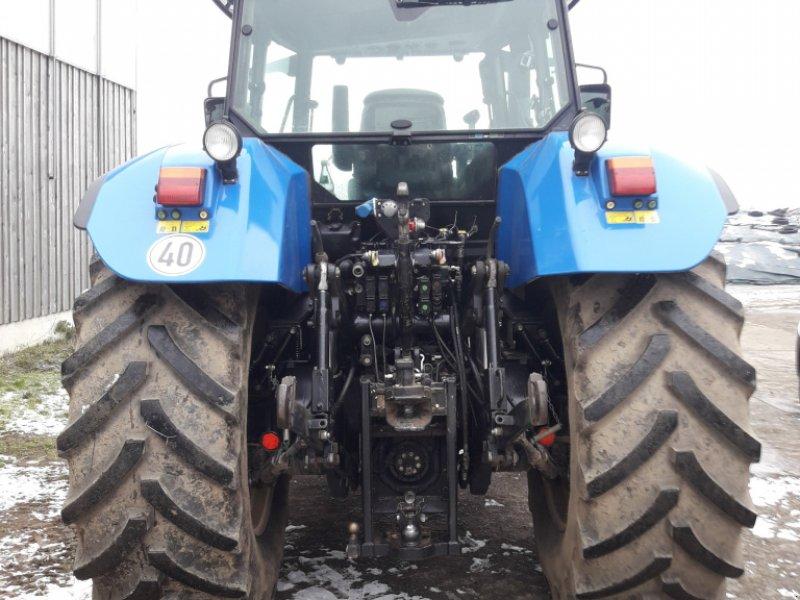 Traktor des Typs New Holland TVT 170, Gebrauchtmaschine in Münchberg (Bild 4)