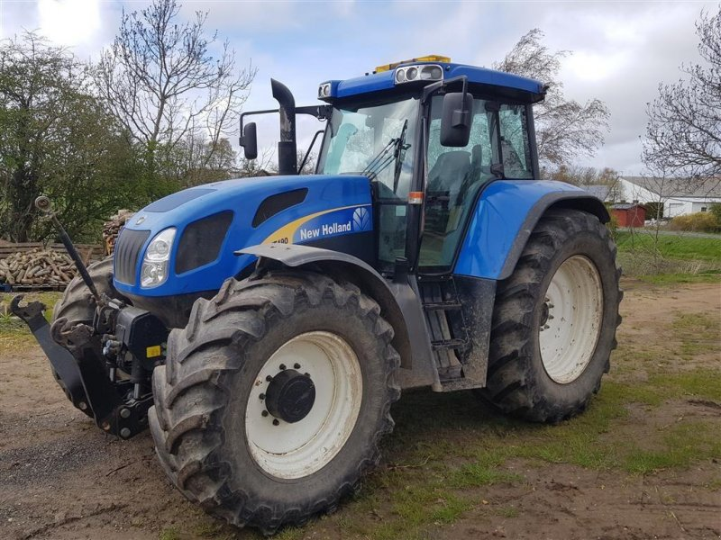 Traktor typu New Holland TVT 190 5952 Timer, Gebrauchtmaschine v Vojens (Obrázok 1)