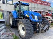 Traktor des Typs New Holland TVT 190, Gebrauchtmaschine in Gmünd