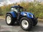 Traktor des Typs New Holland TVT 190 in Marl