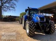 Traktor типа New Holland TVT 190, Gebrauchtmaschine в Hohenburg